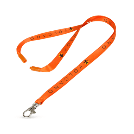 Digitally Sublimated Lanyard